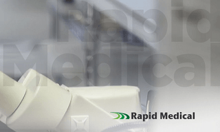 World Medica comercializa los productos de Rapid Medical para España y Portugal