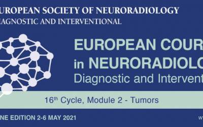 Becas GENI Stryker. European Course in Neuroradiology 16th Cycle Modul 2 (online)